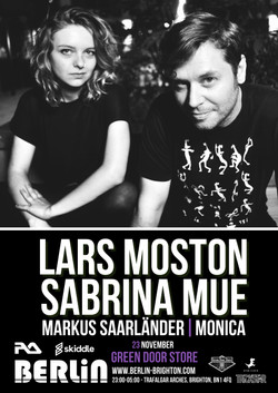 Lars Moston & Sabrina Mue
