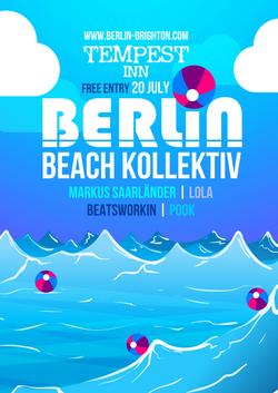 Berlin Beach Kollektiv 2018