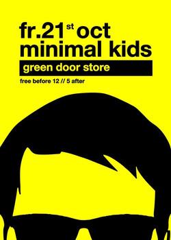 Minimal Kids October 2016