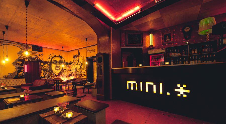 Minimal Bar - Berlin