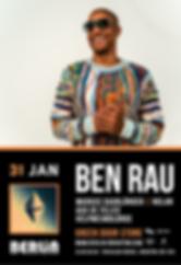 Berlin presents Ben Rau