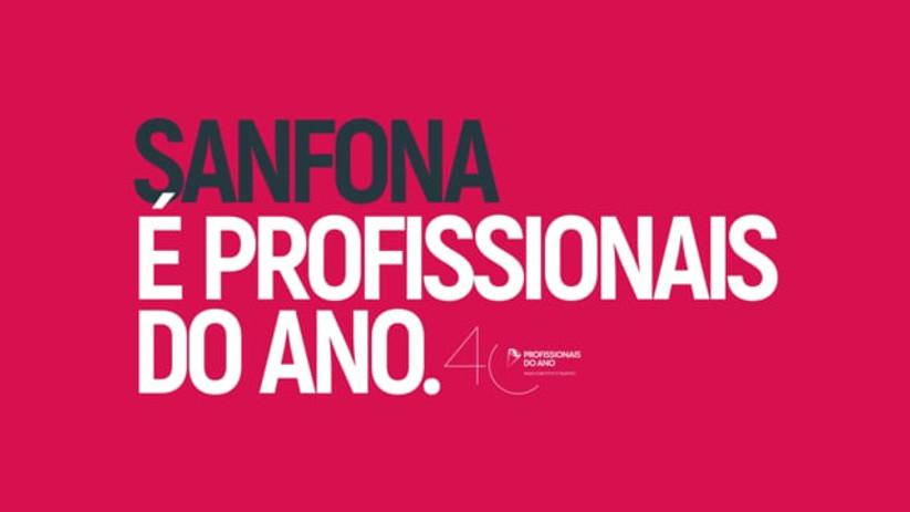 Prêmio Profissionais do Ano 2018 #Sanfona