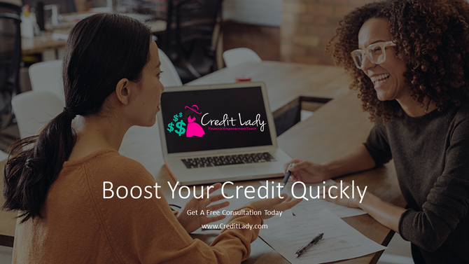 Boosting Your Credit Quickly