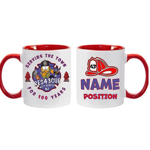 WWP Firefighter Mug