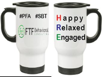 FTF - 14 oz. High Grade Stainless Steel Travel Mug