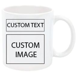 Personalized Mug - White