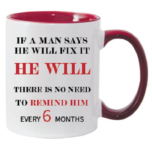He Will Fix It