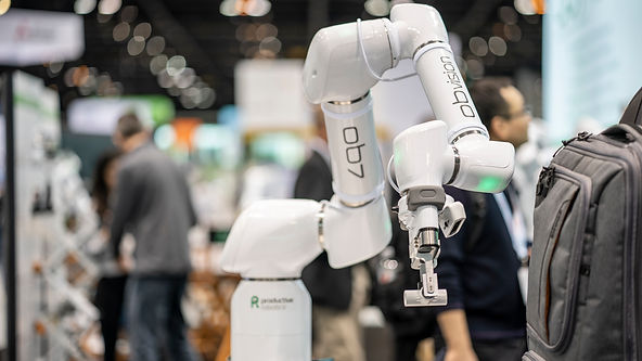 Productive Robots_Automate 2019_The Hous