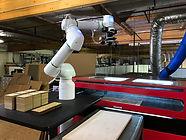 Machine Tending on Laser Cutter.JPG