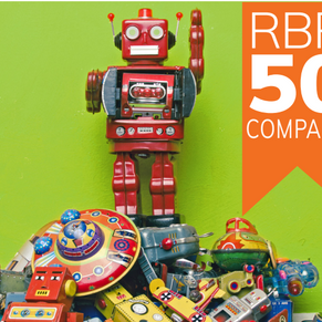 Productive Robotics included in Robotics Business Review's RBR50 2019