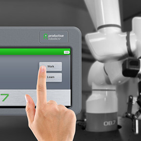 New Software Update Enhances Full Line of OB7 Collaborative Robots