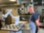True Precision uses OB7 Cobot for CNC Machine Tending