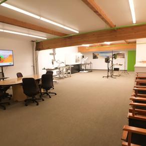 Productive Robotics opens 2,000 square foot training center for OB7