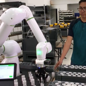 How are cobots filling the need for automation?