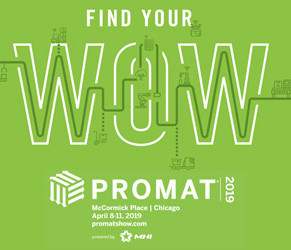 Promat 2019 - Chicago, IL