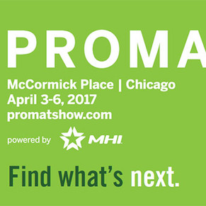 Come See Us at Promat/Automate 2017