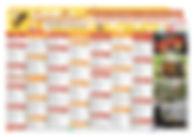 Création et impression de calendrier personnalisé. Mise en page de revue, catalogue, dossier de presse, fiches techniques, plaquette commerciale, flyer, affiche, carte de visite, calendrier... Atelier graphique de Sandra / Brindille, Imprim16, Angoulême, Charente, Impression, Yann Jullien, Sandra Vergnenègre, photocopie, reprographie, impression numérique, dossier relier