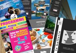 Brochures-dossiers