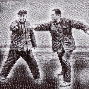 Hóng Jūnshēng: Canto de los secretos de aplicación de los Ocho Métodos del Tàijíquán (Extracto)