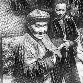 Entrevista con el maestro  Lǐ Ēnjiǔ  (李恩久)