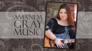 Amanda Gray Website!