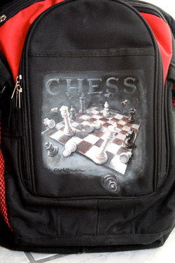 Chessbackpack
