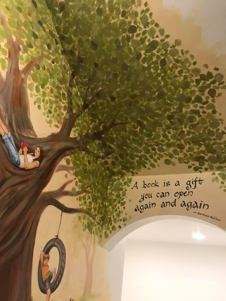 Reading Tree from hallway