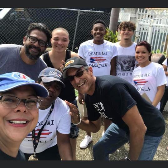 Boricua en la Brega: impactando a la comunidad a través del voluntariado