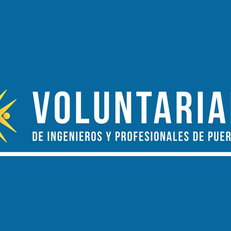 Voluntariado de Ingenieros y Profesionales de PR y su impulso hacia la recuperación de comunidades