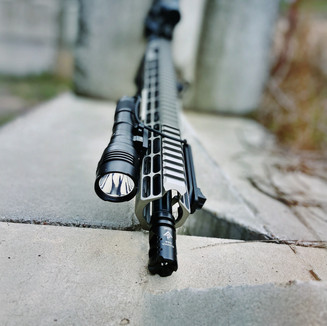 M-LOK STREAMLIGHT SCOUT AND PRESSURE SWITCH MOUNT