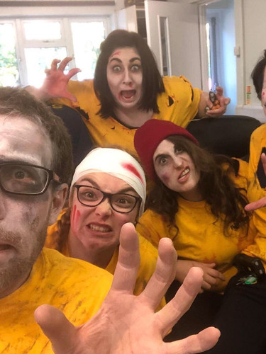 Ferny Crofts Zombies