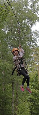 Ferny Crofts Zip Wire