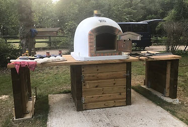 Ferny Crofts Pizza Oven