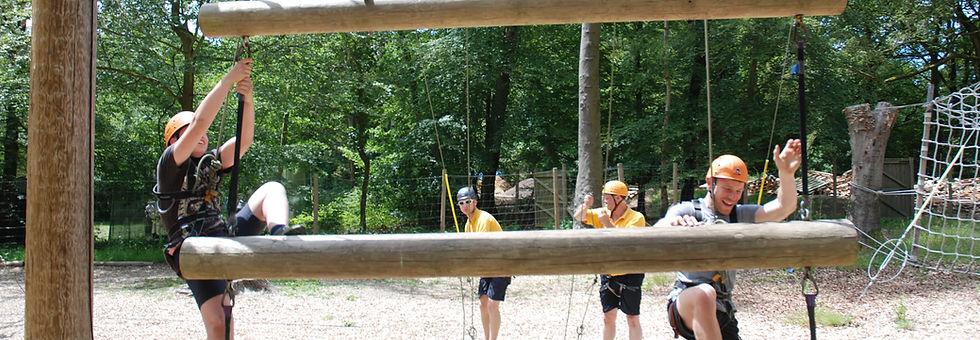 Ferny Crofts High Ropes