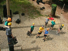 Crate Stacking Team Building