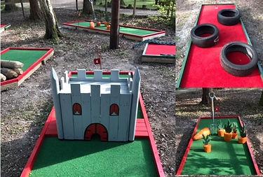 Ferny Crofts Crazy Golf