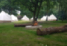 Ferny Crofts Tented Village