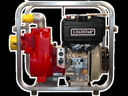 Diesel Portable Fire Pressure Pump @ Diesel America West