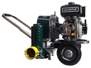 Diesel Powered Diaphragm Pump @ Diesel America West
