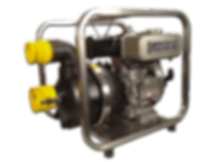 Tier 3 Diesel Powered Maritime Trash Water Pump @ Diesel America West