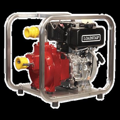 Portable Diesel Fire Pump @ Diesel America West