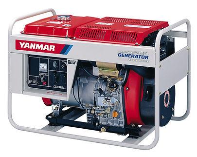 Portable Diesel Powered Generator @ Diesel America West 55 KW