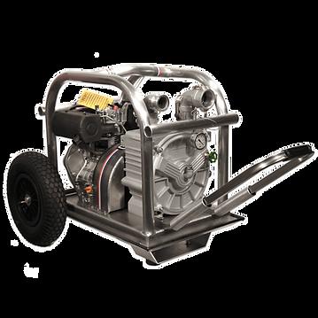 Diesel Powered Peristaltic Pump @ Diesel America West