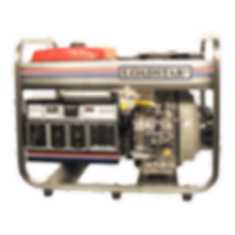 Portable Diesel Powered Generator @ Diesel America West 4 KW