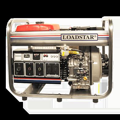 Portable Diesel Powered Generator @ Diesel America West 4 KW