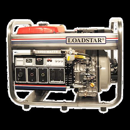 Diesel Powered Portable Generator @ Diesel America West  6KW