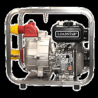 Diesel Powered Construction/Water Pump @ Diesel America West