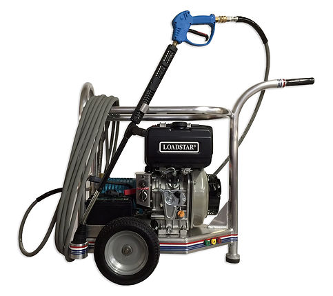 Diesel Powered Pressure Washer @ Diesel America West