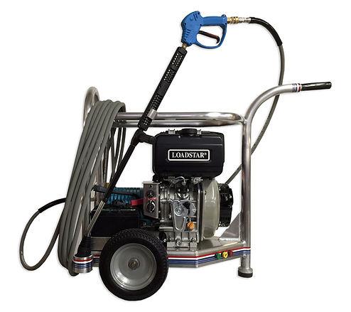 Diesel Powered Pressure Washer @ Diesel America West