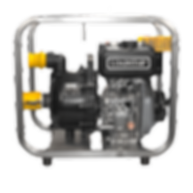 Portable Diesel Lightweight Fire Pump @ Diesel America West
